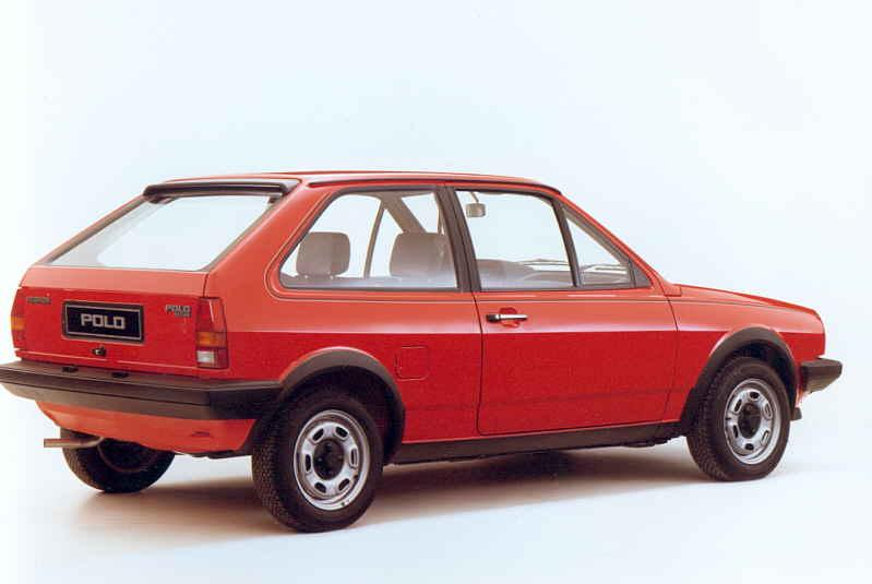Volkswagen Polo 1.4 1985 photo - 1