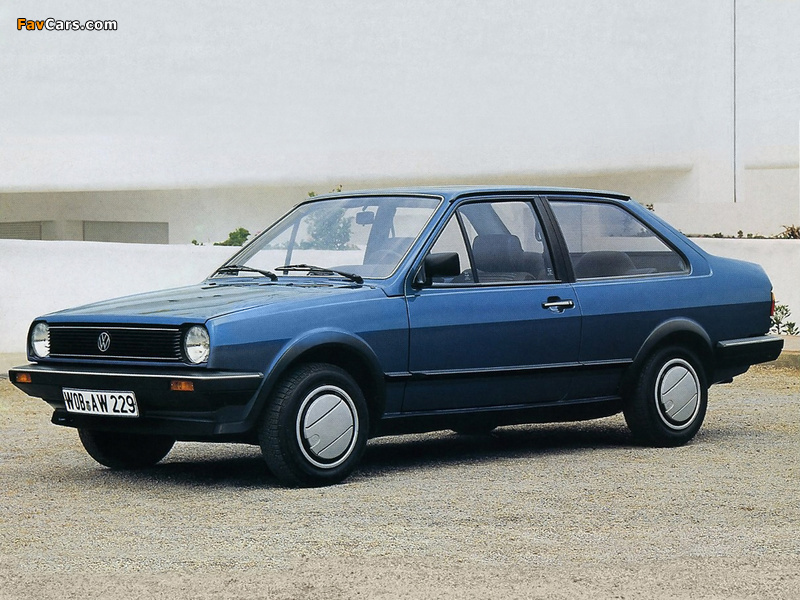 Volkswagen Polo 1.4 1985 photo - 7