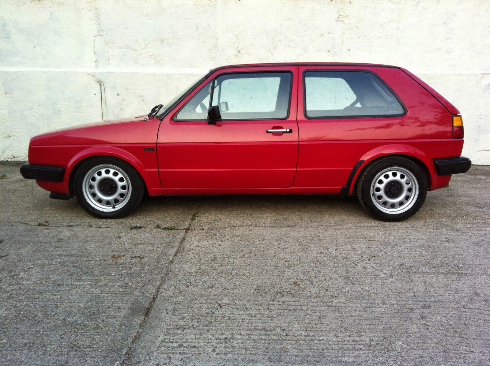 Volkswagen Polo 1.4 1985 photo - 9