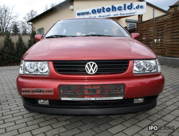 Volkswagen Polo 1.4 1996 photo - 11