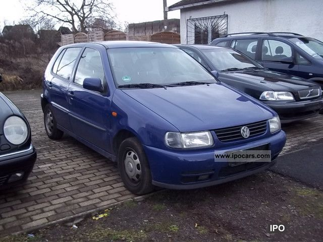 Volkswagen Polo 1.4 1996 photo - 4