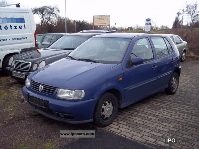 Volkswagen Polo 1.4 1996 photo - 5