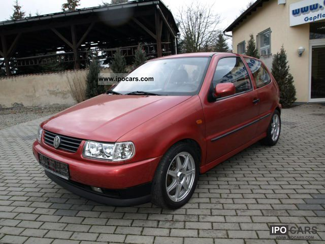 Volkswagen Polo 1.4 1996 photo - 8