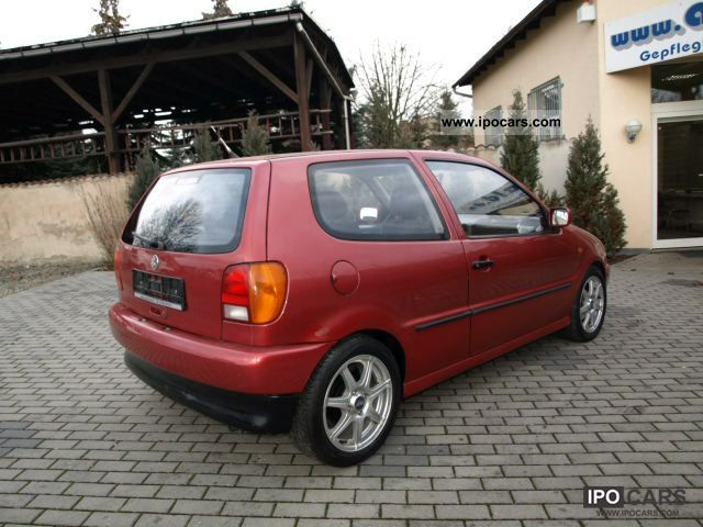 Volkswagen Polo 1.4 1996 photo - 9