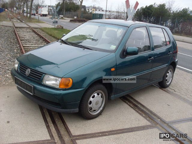 Volkswagen Polo 1.4 1997 photo - 1