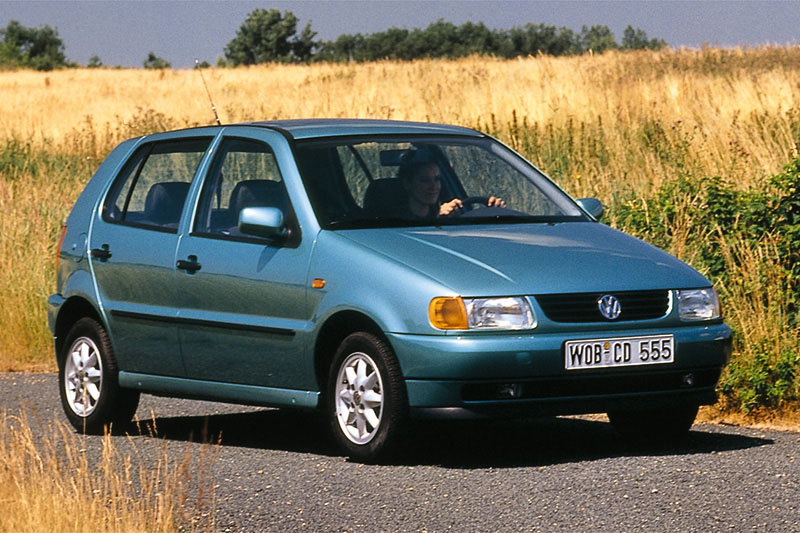 Volkswagen Polo 1.4 1997 photo - 2