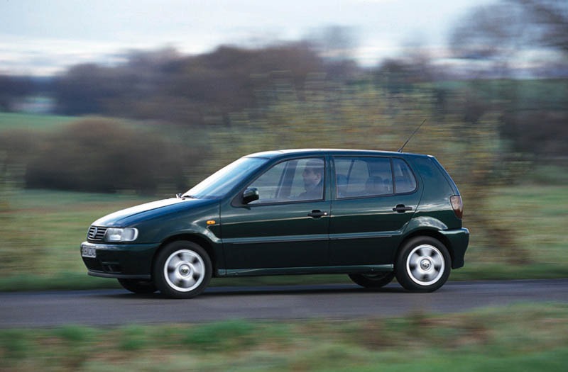 Volkswagen Polo 1.4 1997 photo - 4