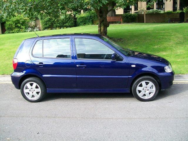 Volkswagen Polo 1.4 2000 photo - 1