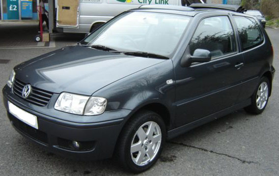 Volkswagen Polo 1.4 2000 photo - 11