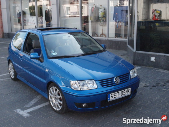 Volkswagen Polo 1.4 2000 photo - 12
