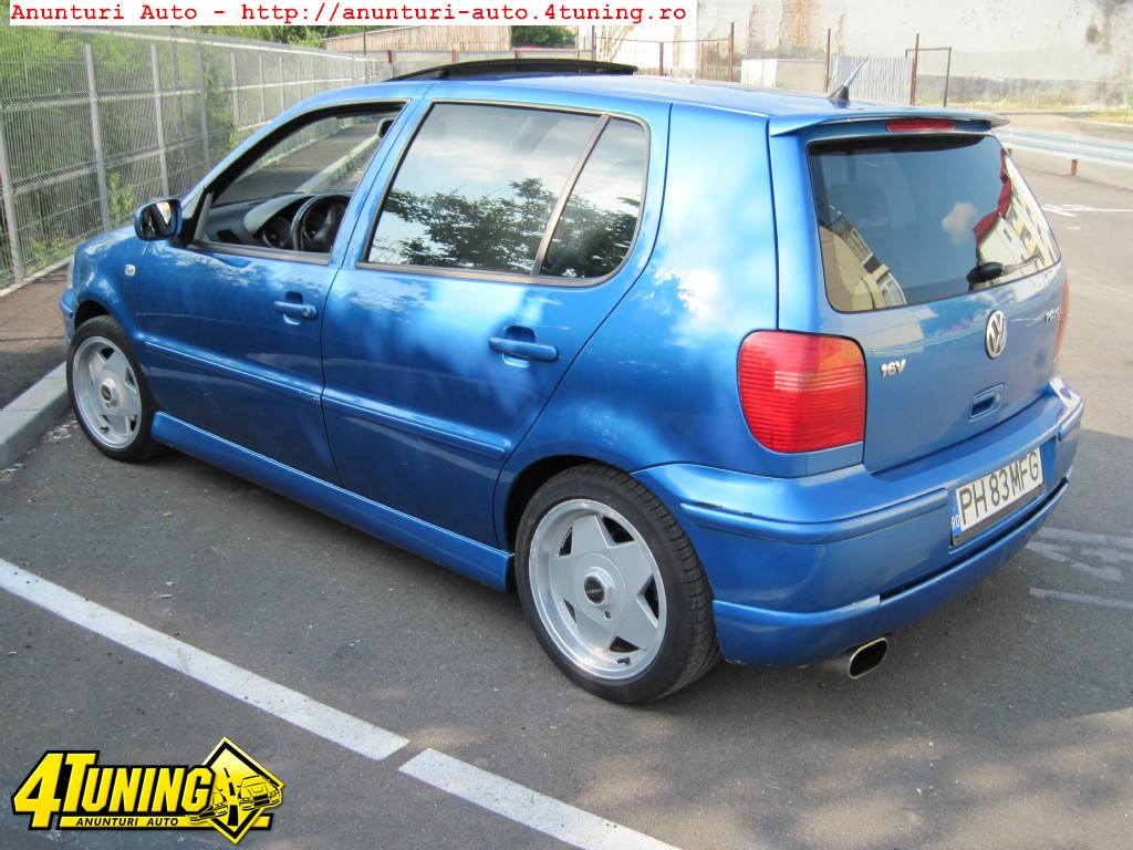 Volkswagen Polo 1.4 2000 photo - 3