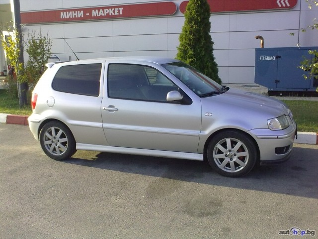 Volkswagen Polo 1.4 2000 photo - 4