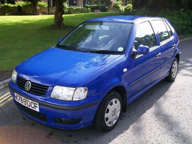 Volkswagen Polo 1.4 2000 photo - 5