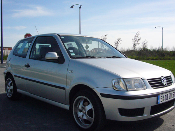Volkswagen Polo 1.4 2000 photo - 6