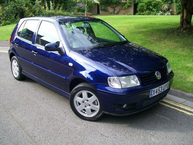 Volkswagen Polo 1.4 2000 photo - 7