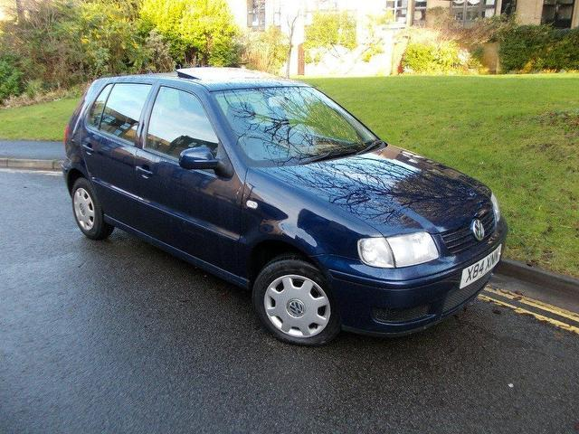 Volkswagen Polo 1.4 2000 photo - 9