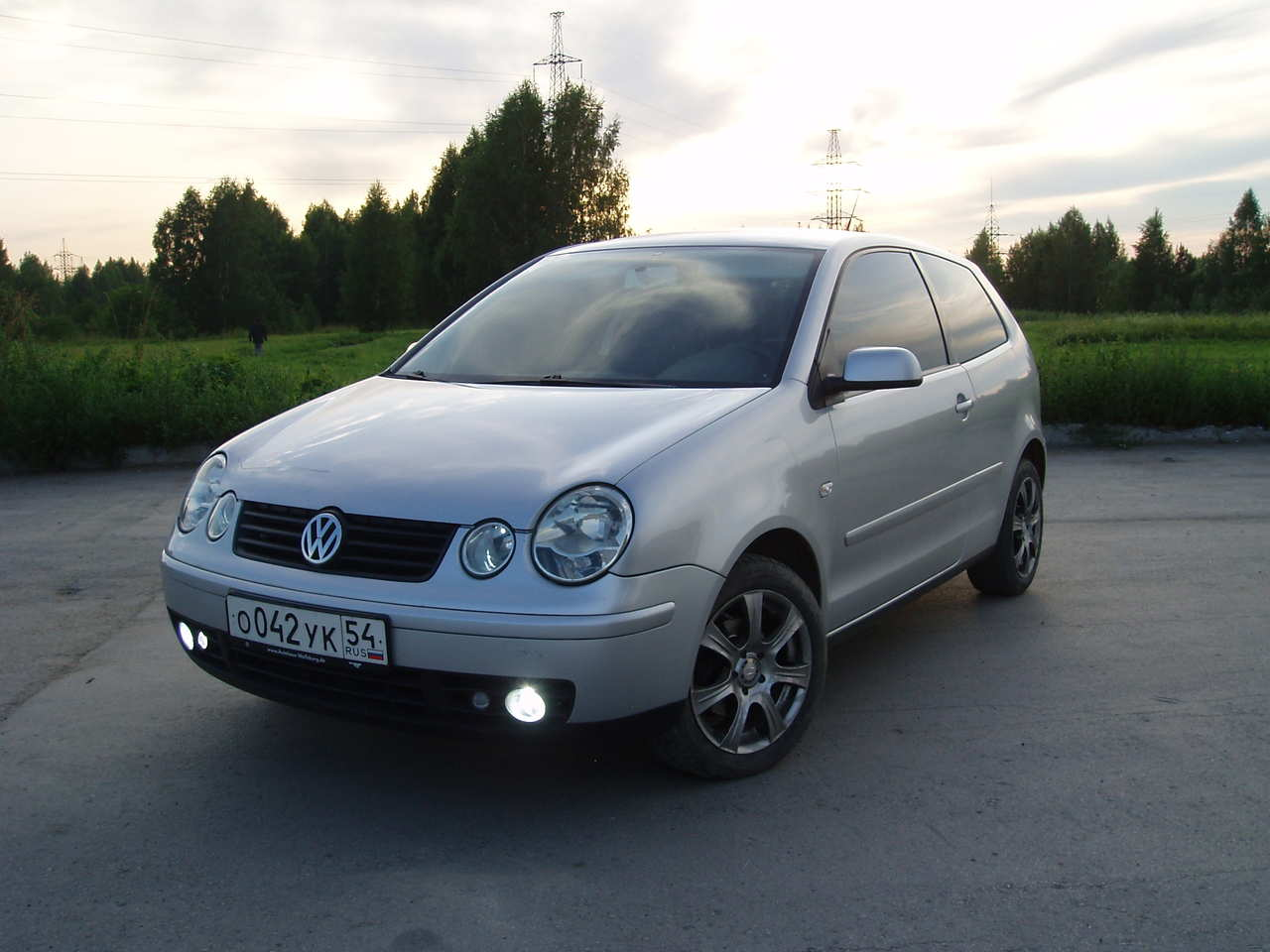 Volkswagen Polo 1.4 2002 photo - 2