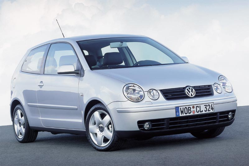 Volkswagen Polo 1.4 2002 photo - 7