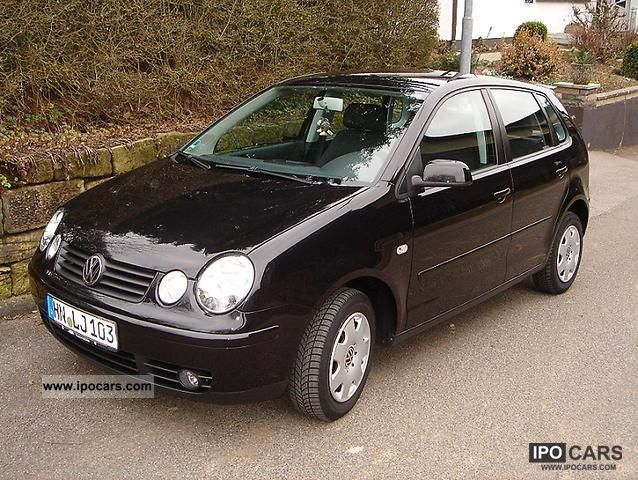 Volkswagen Polo 1.4 2005 photo - 10