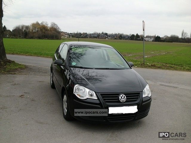 Volkswagen Polo 1.4 2005 photo - 3