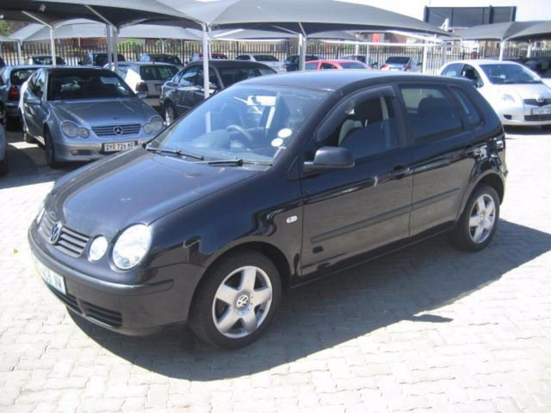 Volkswagen Polo 1.4 2005 photo - 4