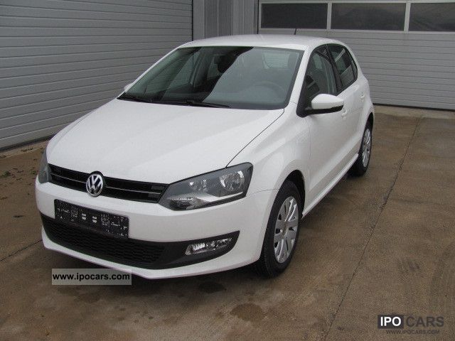 Volkswagen Polo 1.4 2012 photo - 2