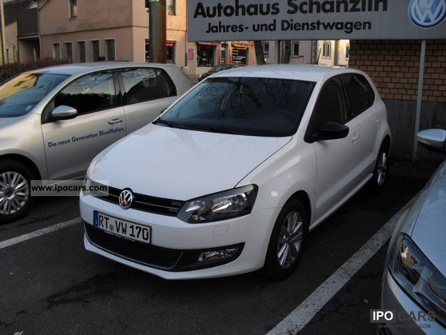 Volkswagen Polo 1.4 2012 photo - 3