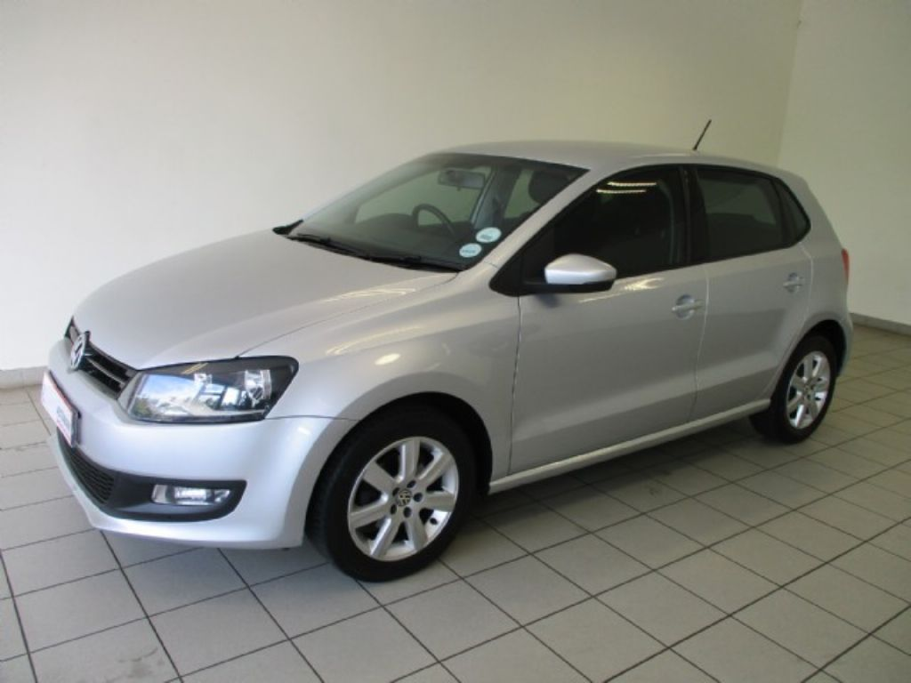 Volkswagen Polo 1.4 2012 photo - 6