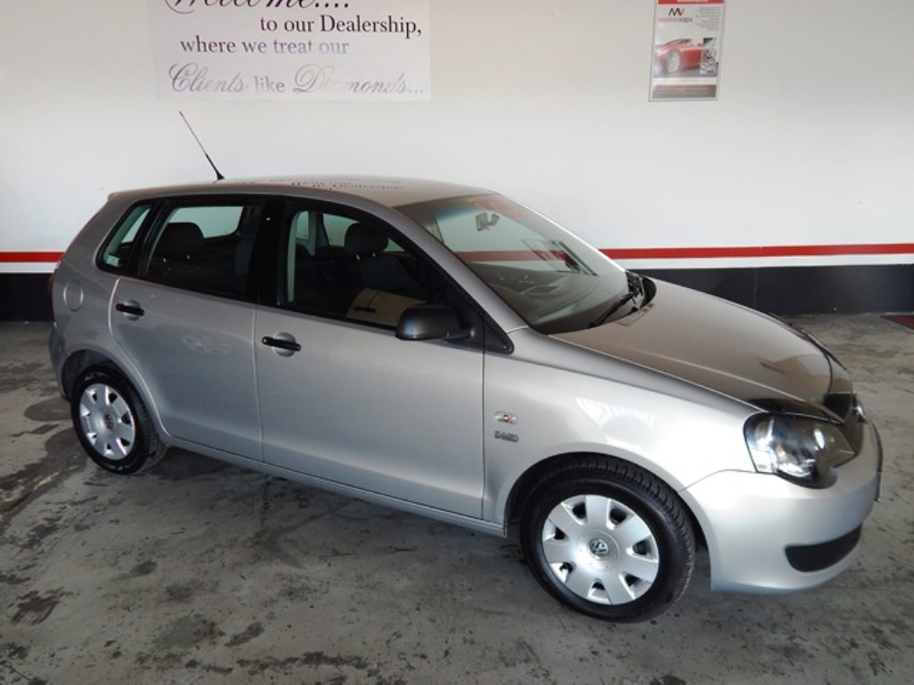 Volkswagen Polo 1.4 2012 photo - 9