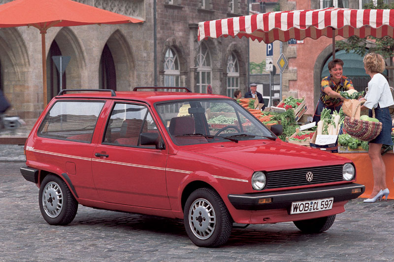 Volkswagen Polo 1.6 1987 photo - 1