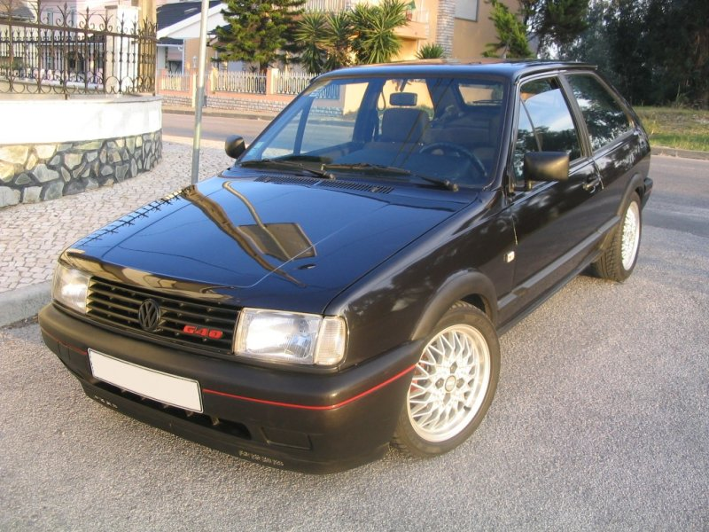 Volkswagen Polo 1.6 1987 photo - 7