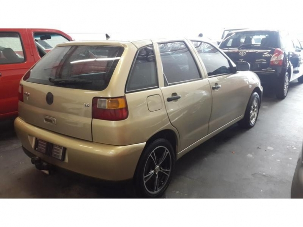 Volkswagen Polo 1.6 2001 photo - 4