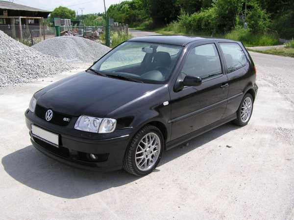 Volkswagen Polo 1.6 2001 photo - 7