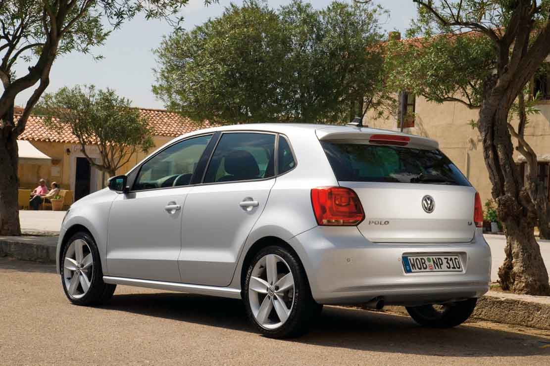 Volkswagen Polo 1.6 2011 photo - 1