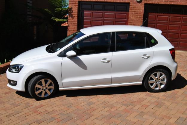Volkswagen Polo 1.6 2011 photo - 10