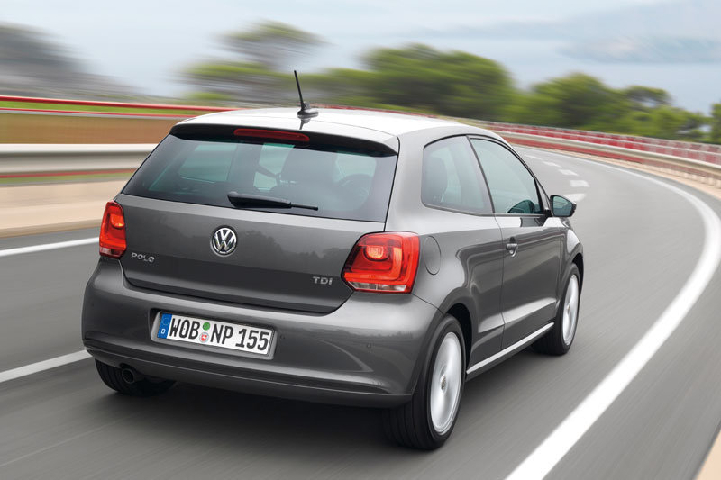 Volkswagen Polo 1.6 2011 photo - 12