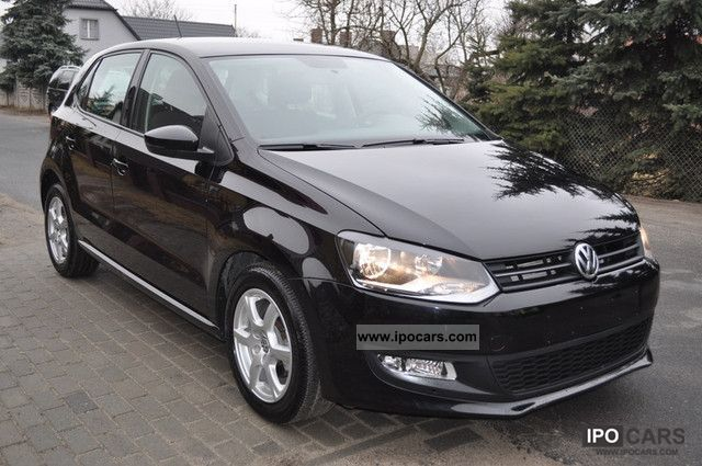 Volkswagen Polo 1.6 2011 photo - 3
