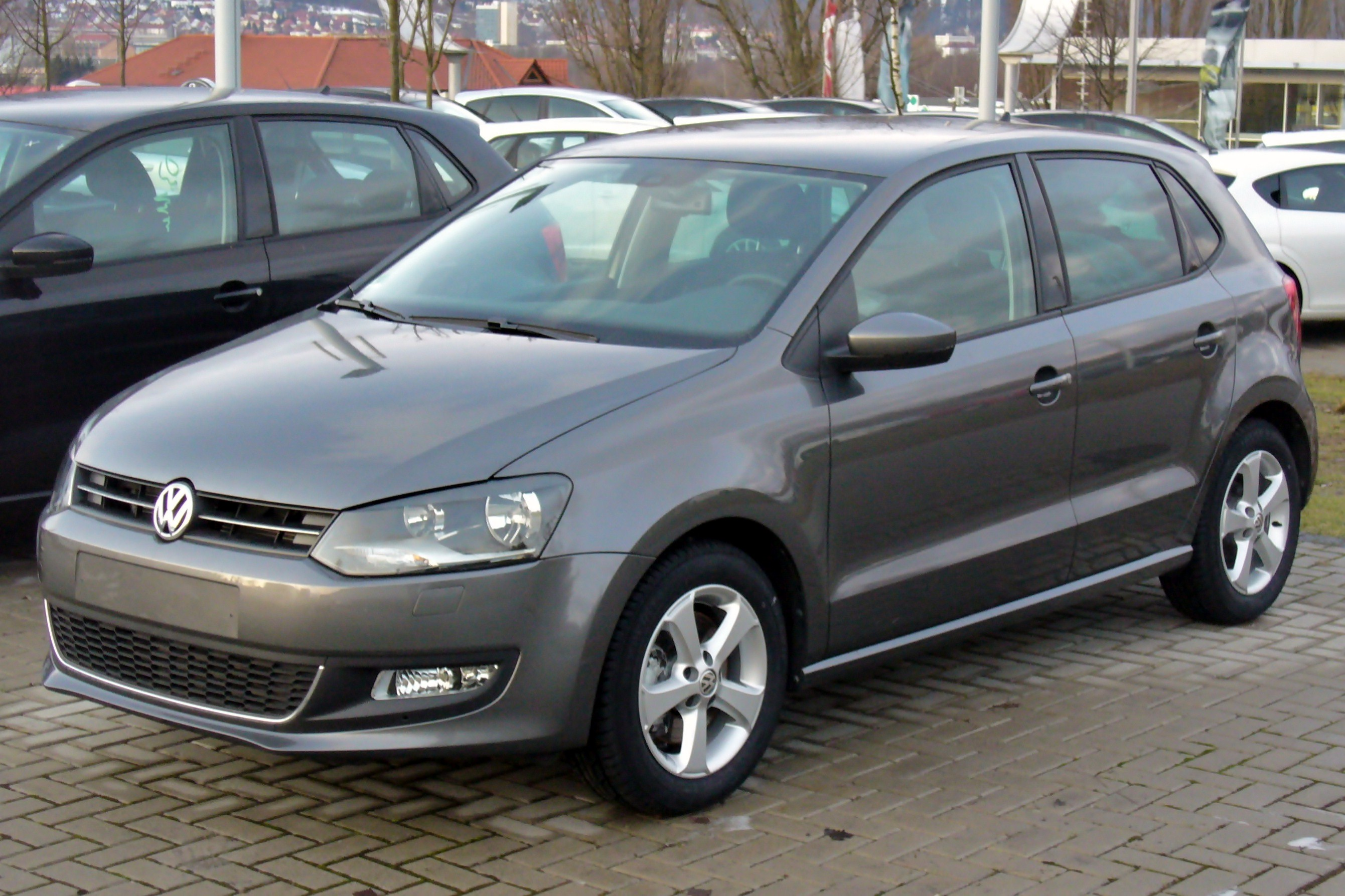 Volkswagen Polo 1.6 2011 photo - 5