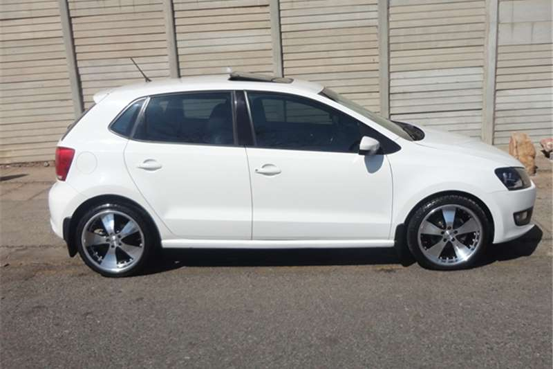 Volkswagen Polo 1.6 2011 photo - 8