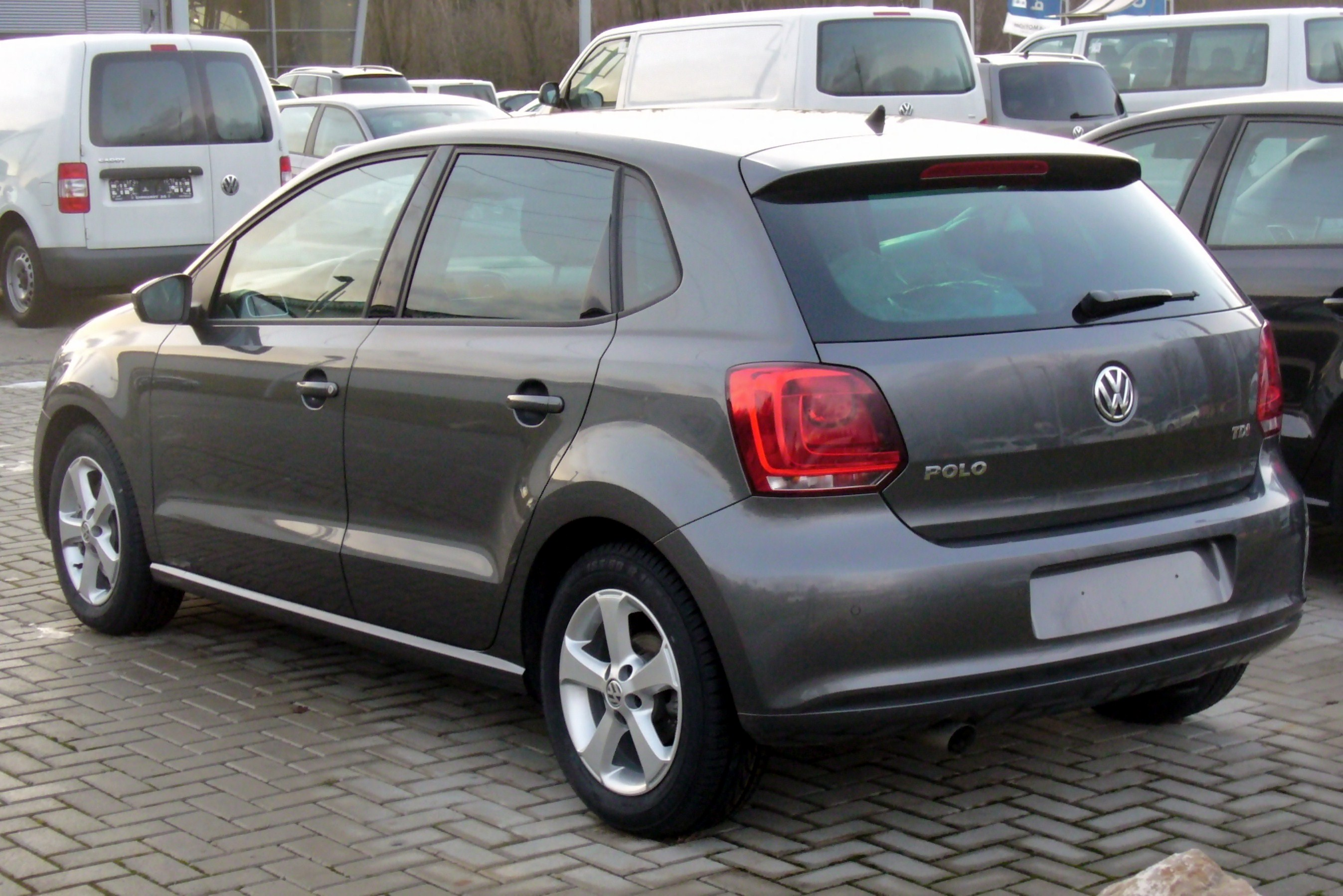 Volkswagen Polo 1.6 2011 photo - 9
