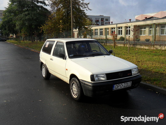 Volkswagen Polo 1.7 1993 photo - 5