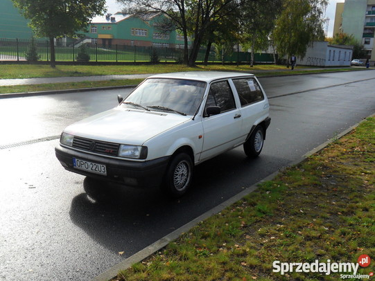 Volkswagen Polo 1.7 1993 photo - 8