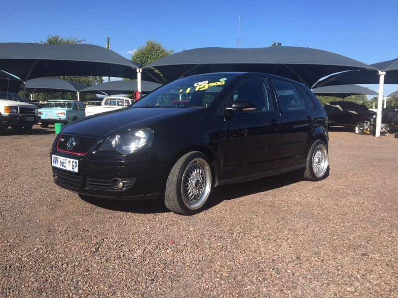 Volkswagen Polo 1.8 2008 photo - 11