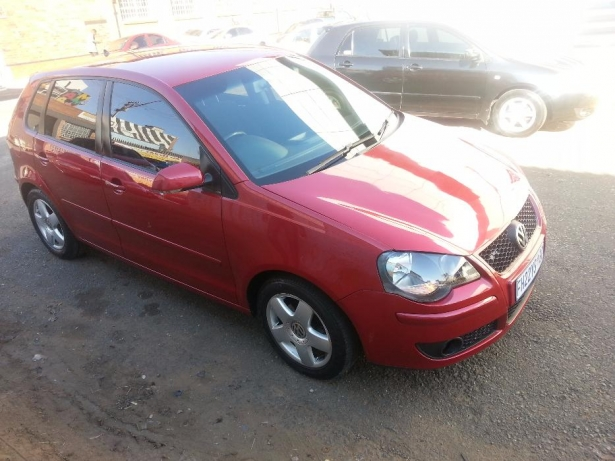 Volkswagen Polo 1.8 2008 photo - 3