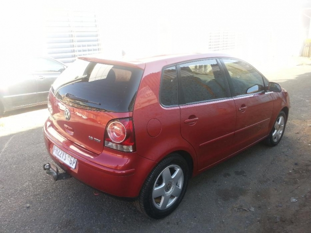 Volkswagen Polo 1.8 2008 photo - 5