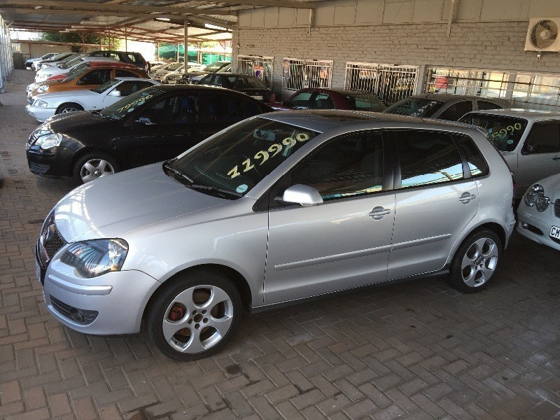 Volkswagen Polo 1.8 2008 photo - 9