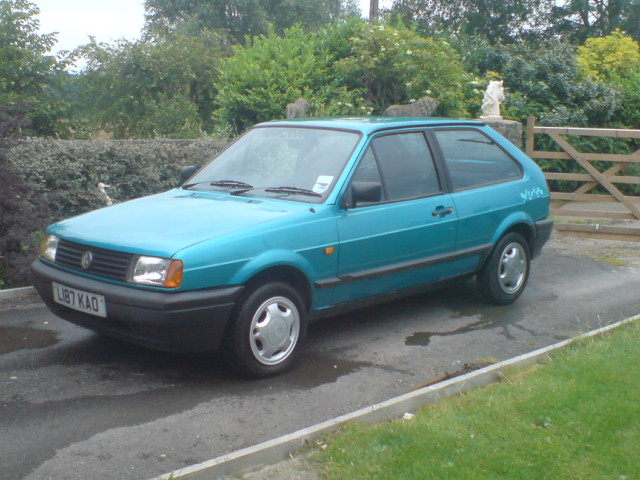 Volkswagen Polo 1.9 1994 photo - 1