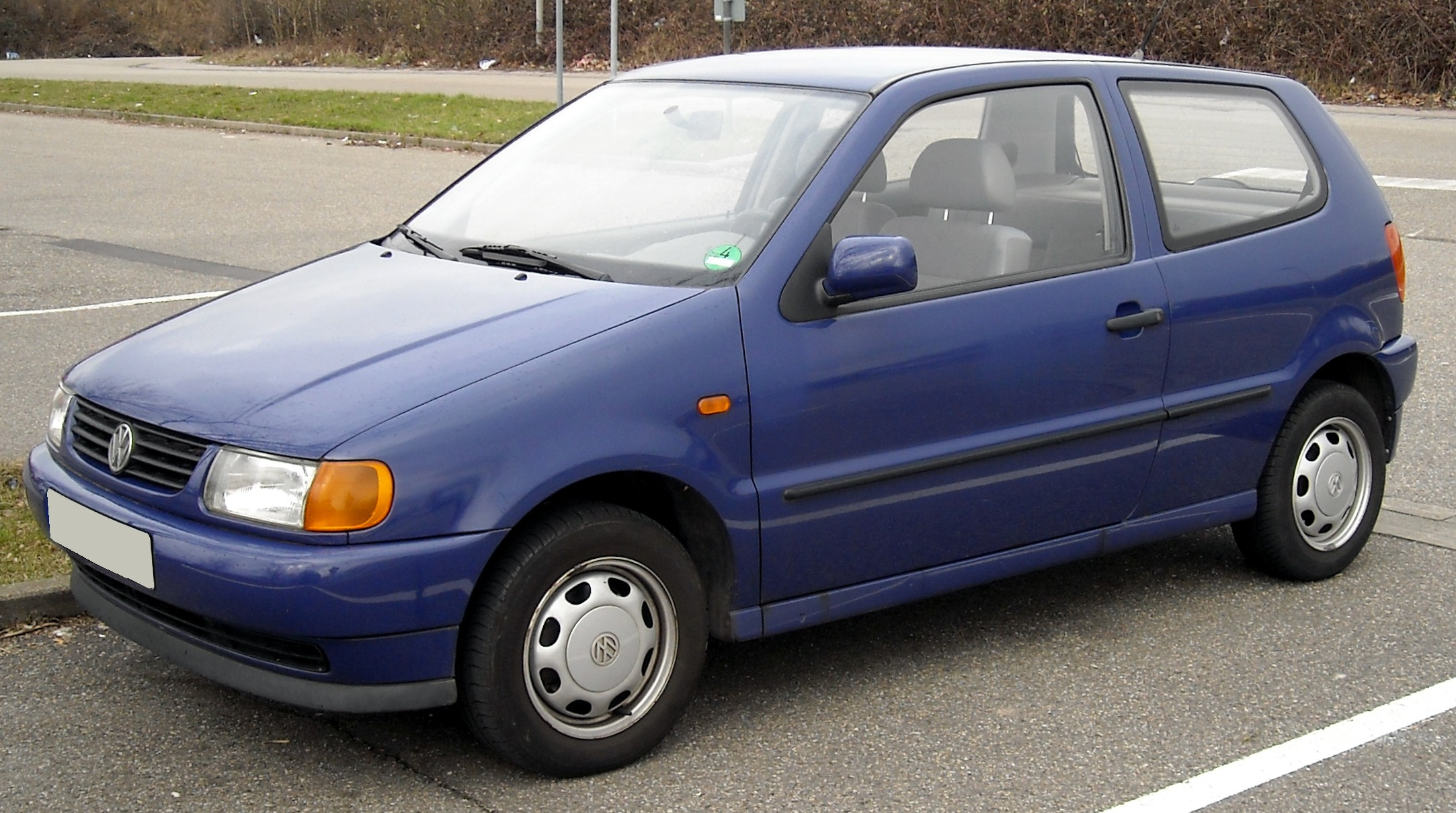 Volkswagen Polo 1.9 1994 photo - 10