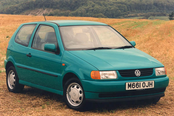 Volkswagen Polo 1.9 1994 photo - 2