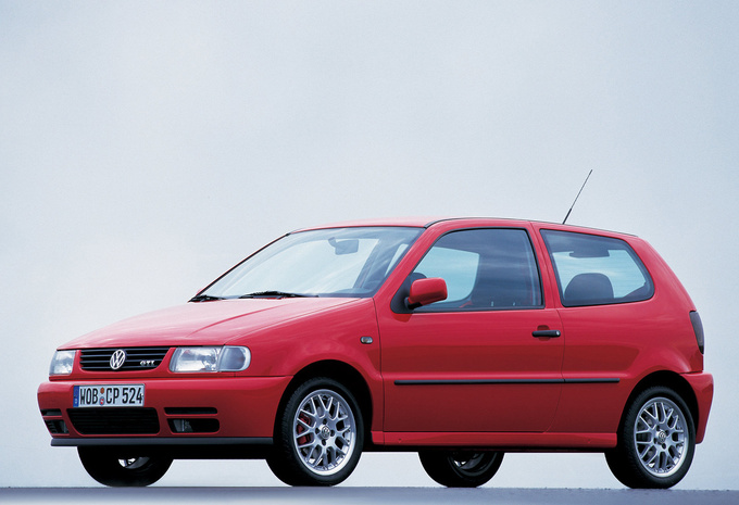 Volkswagen Polo 1.9 1994 photo - 6